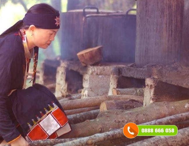 Lương Y Lý Thị Mai - Dân tộc Dao - Ba Vì